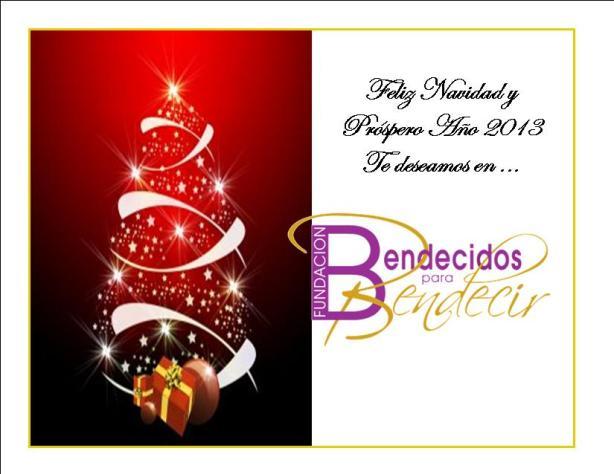 Tarjeta Navidad 2012 FBpB
