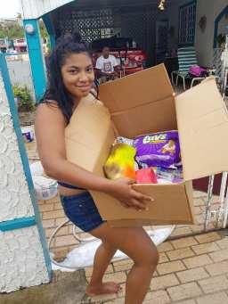 Canovanas Puerto Rico - donativos 3
