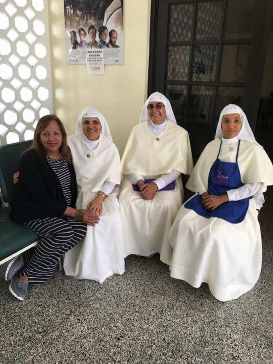 Convento Siervas de Maria en Gurabo 2017 octubre -Fundacion BpB - 6