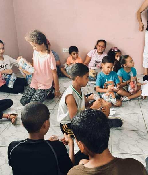 Donativos Punta Santiago Humacao 2017 octubre -Fundacion BpB -2