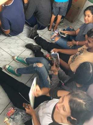 Donativos Punta Santiago Humacao 2017 octubre -Fundacion BpB -4