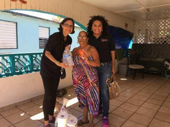 Donativos San Isidro Canovanas -Fundacion BPB -2017nov 03