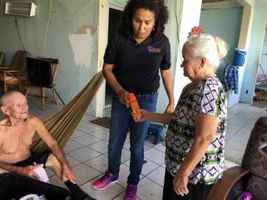 Donativos San Isidro Canovanas -Fundacion BPB -2017nov 05