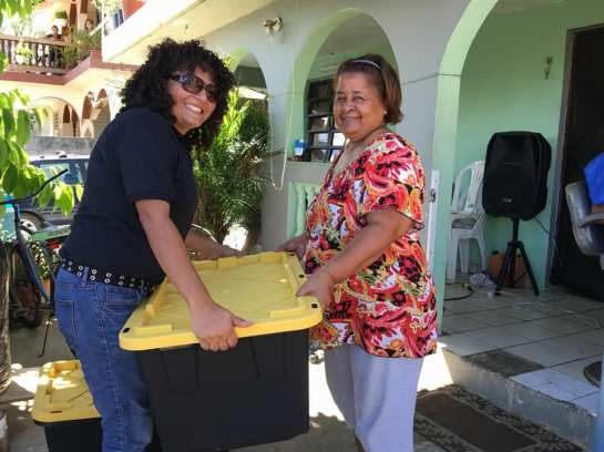 Donativos San Isidro Canovanas -Fundacion BPB -2017nov 07