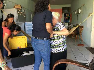 Donativos San Isidro Canovanas -Fundacion BPB -2017nov 08