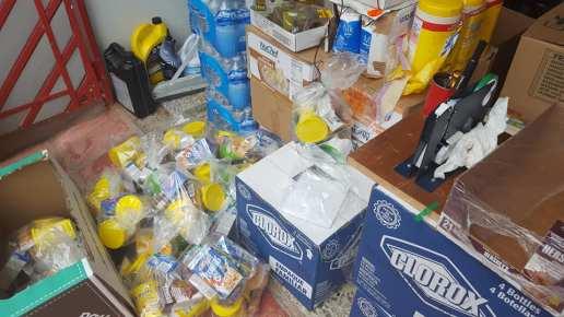 Donativos San Isidro Canovanas- Fundacion BpB 2017nov-18