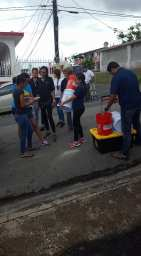 Donativos San Isidro Canovanas- Fundacion BpB 2017nov-30
