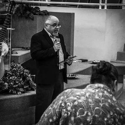 Pastor Evaristo Marrero