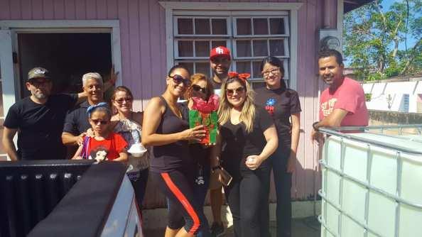 Maria -lider comunitaria San Isidro en Canovanas 4