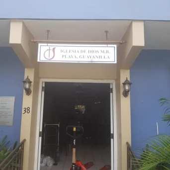 Iglesia de Dios PLaya Guayanilla