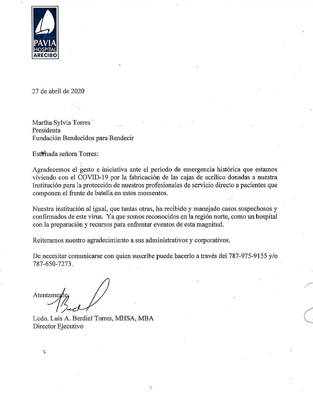 Carta-Agradecimiento-Hospital-Pavia-2020